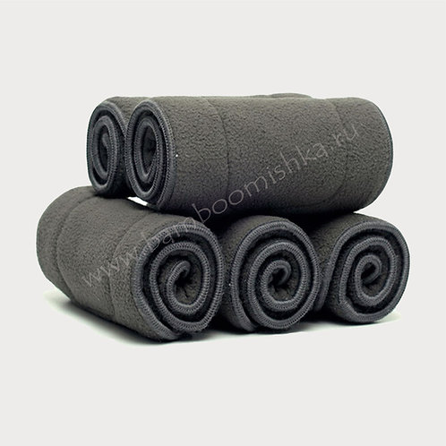 ВКЛАДЫШ угольно-бамбуковый 5-слойный