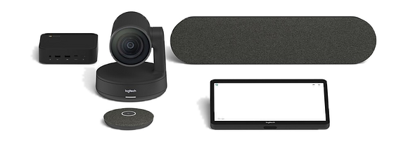 Logitech Videokonferenz Lösung für Google Meet: Medium Room