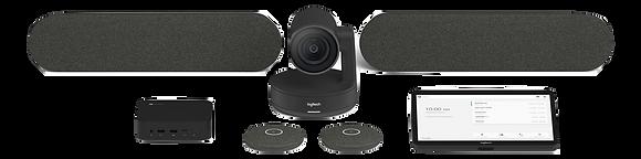 Logitech Videokonferenz Lösung für Google Meet: Large Room