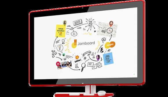 Jamboard (ohne Ständer)