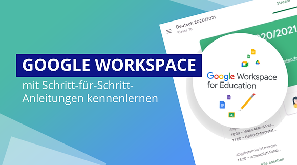 Google Workspace for Education Live-Anleitung