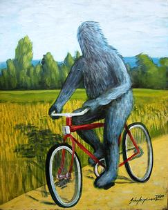 On A Fucking Bike