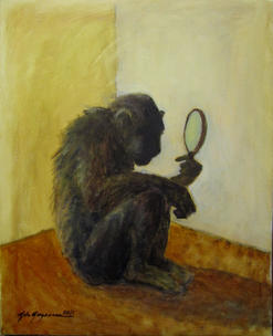 Monkey See Monkey Do Nothing
