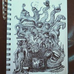 #drawing #conceptart #sketchbook #animation