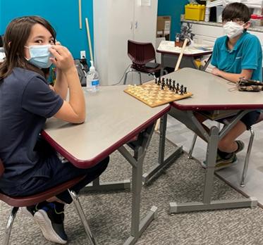 Dash and Hiro Chess 2