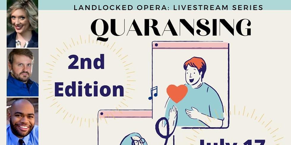 Livestream Series: QuaranSing #2!