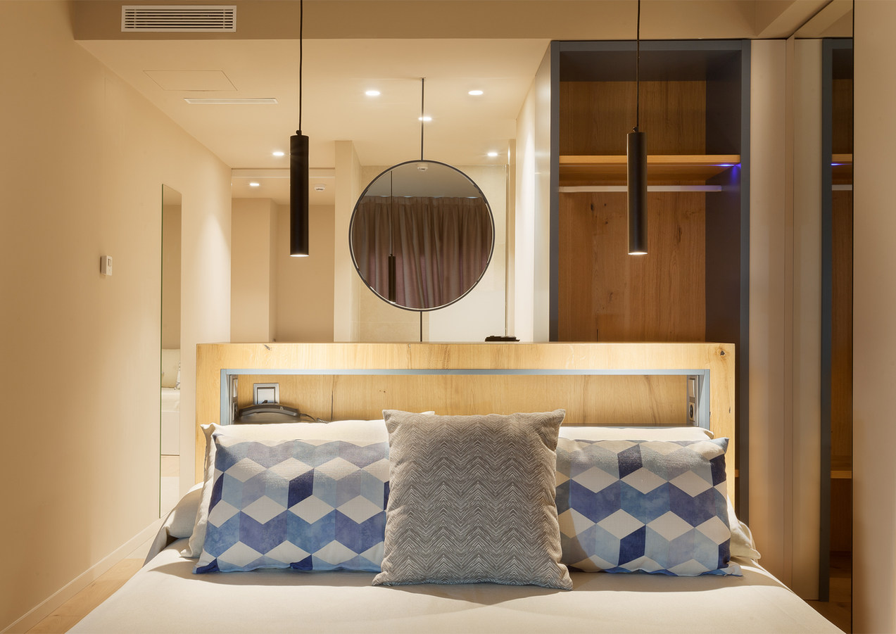 Habitació hotel Maritim