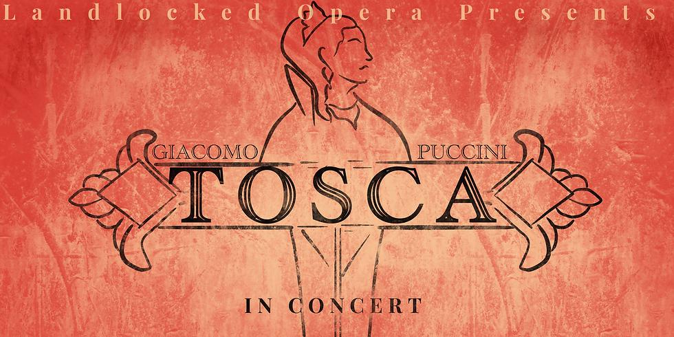 Giacomo Puccini 'Tosca' in Concert