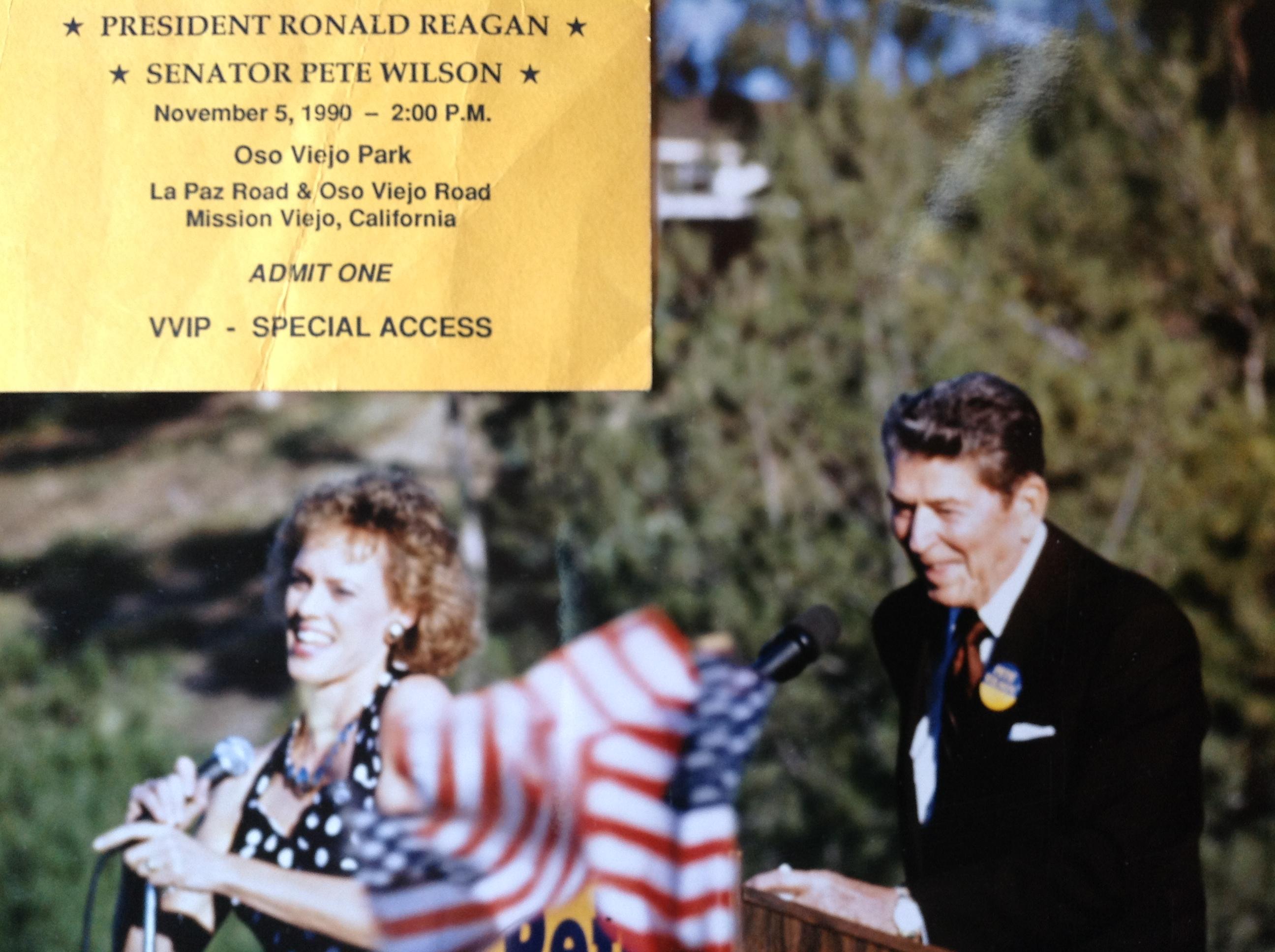 Reagan AB
