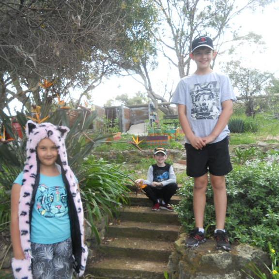 Community Garden Open