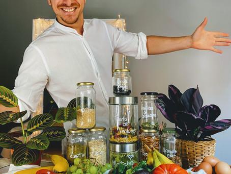 Los 5 Beneficios de tener una cocina ordenada.