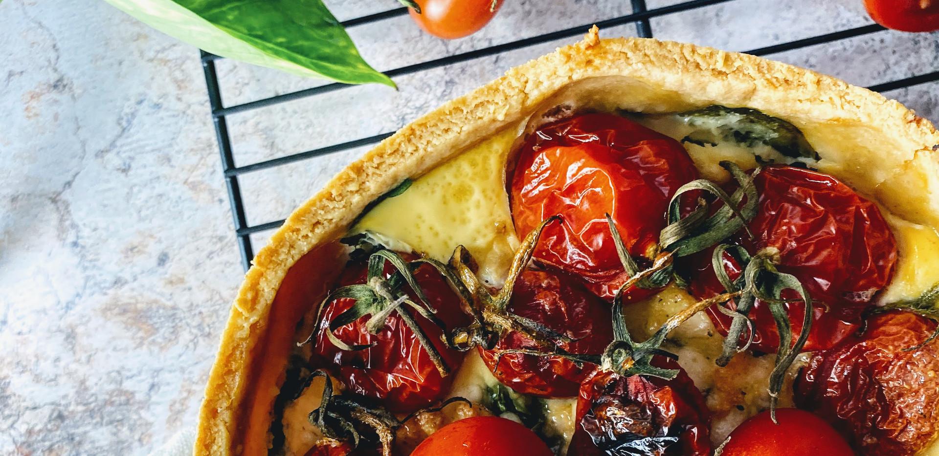 Quiché de verduras Cosita Amitit