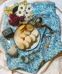 Alfajores sin gluten Cosita Amitit