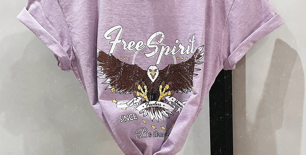 T-SHIRT FREE SPIRIT