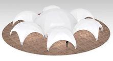ModulTent - rendezvénysátor - exkluzív sátor