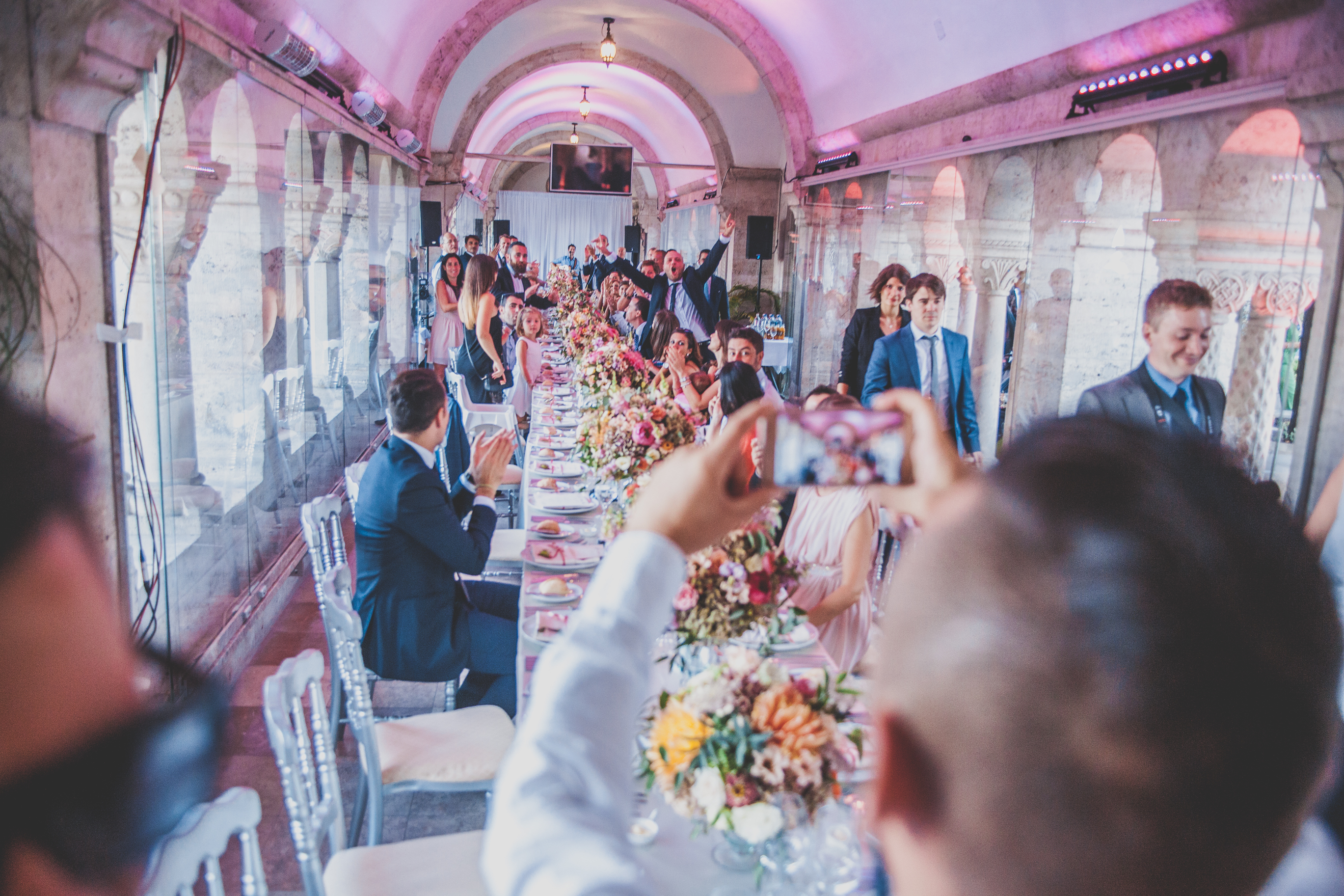 Grand Budapest Wedding - Wedding in