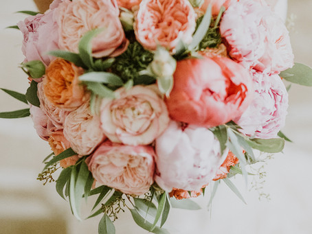 Wedding Trend: Using Anemone Flowers in Décor