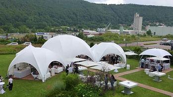 ModulTent - esküvő sátor bérlés