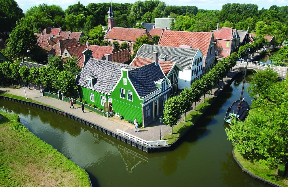 Freilichtmuseum Zuiderzee Enkhuizen.