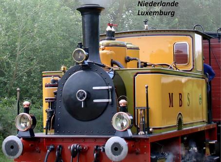 Eisenbahnen in Benelux