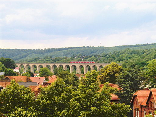 Altenbekener Viadukt.