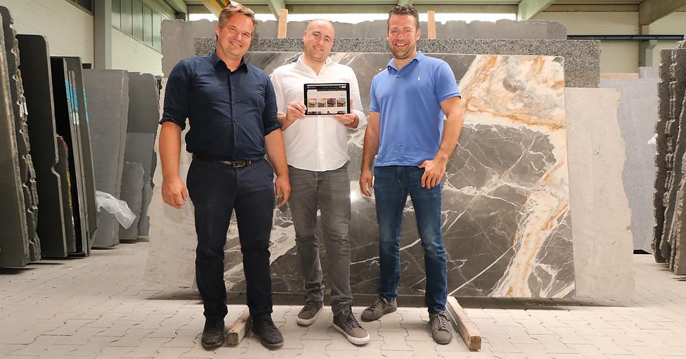 Das Bild zeigt das Team der Craftsales GmbH.