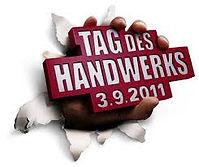 Motiv Tag des Handwerks 2011