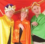 Die drei KönigInnen