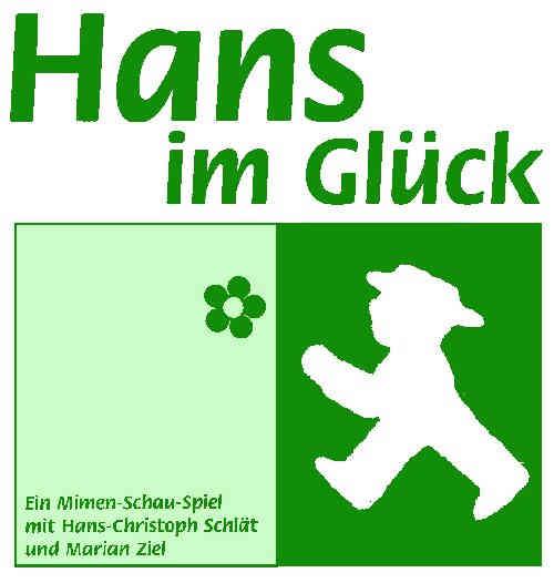 Hans im Glück - Plakat