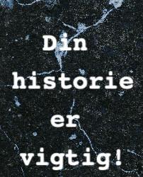 At fortælle din historie