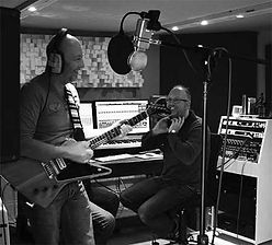 Ed Bersey, Sylvafield, Recording Studio