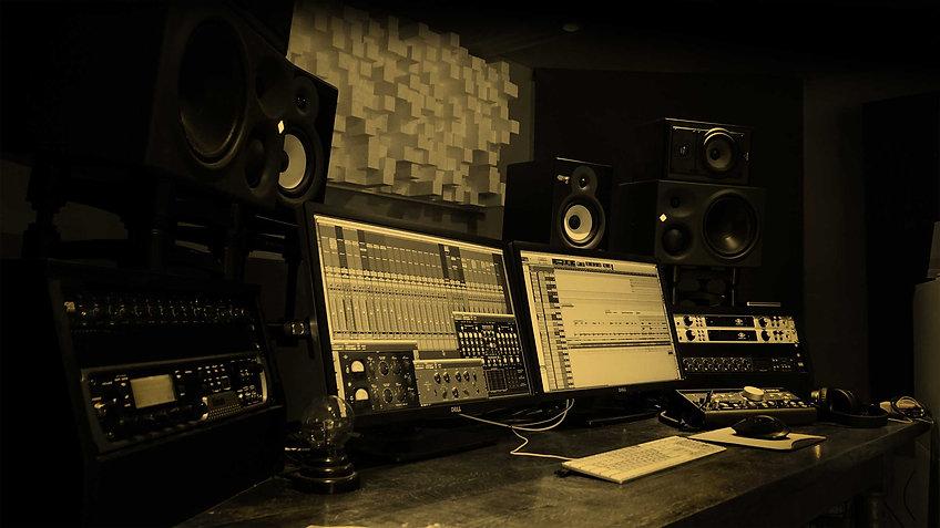 Mixing, Sylvafield Recording Studio