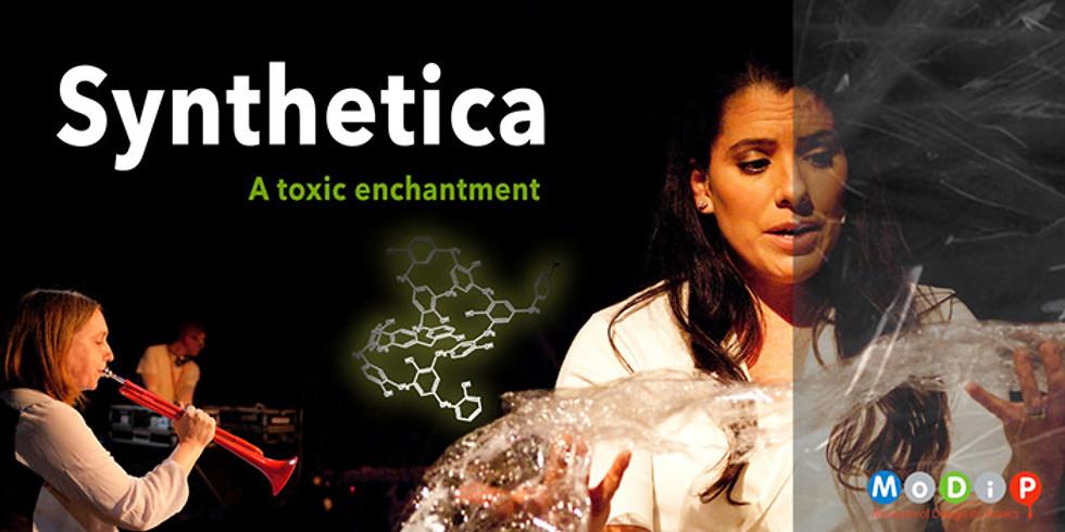Chamber Opera about Plastics, premier