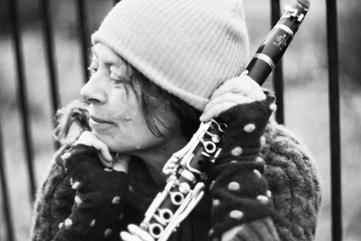 Karen Wimhurst Clarinet (BW)