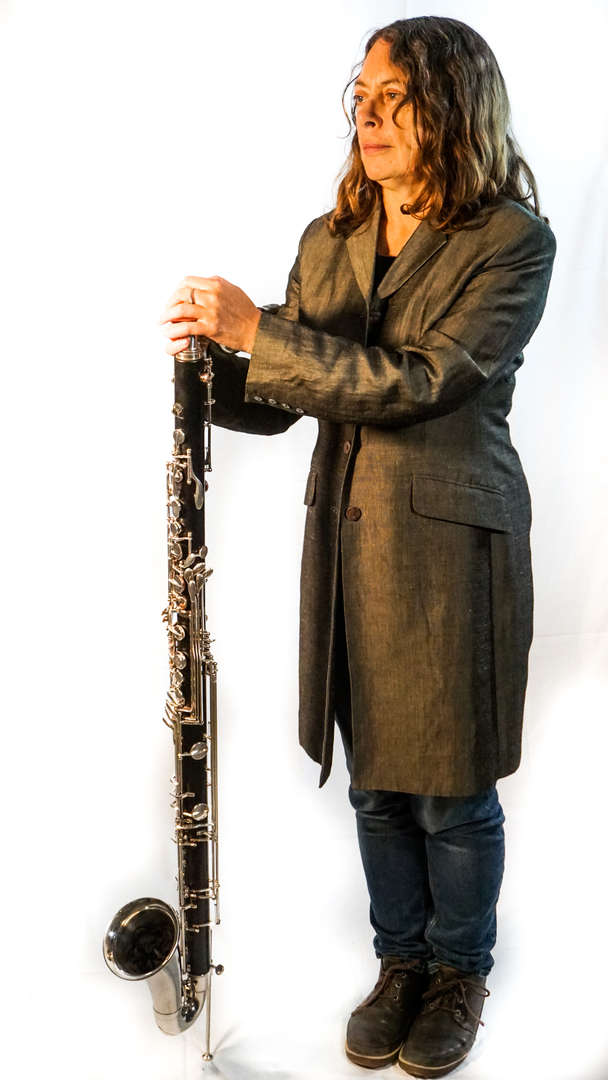 Karen Wimhurst Bass Clarinet Full Length