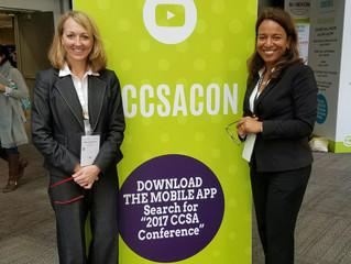 TIA attended annual CCSA Conference in Sacramento