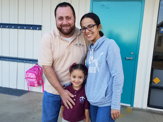First Day of School -Welcome TIA Students