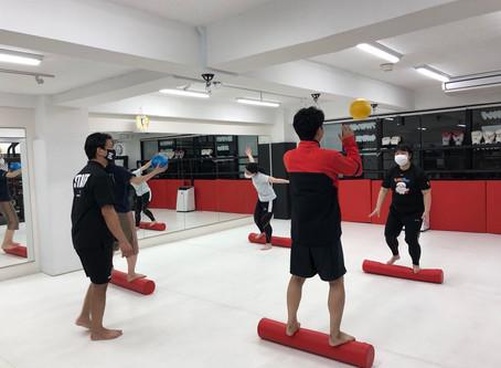 Fight Fitnessクラス!