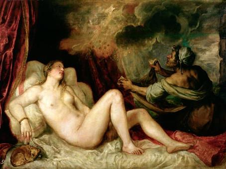 Titian's 'Poesie'