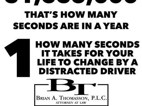 Car Accidents - A Split Second Is All It Takes