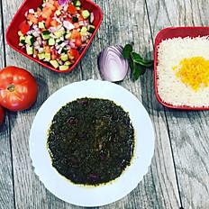 Ghormeh Sabzi Saturdays & Sundays