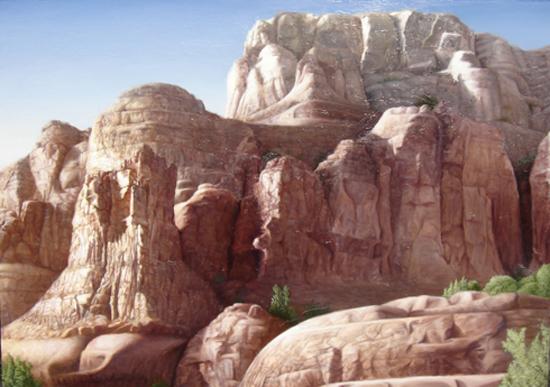 """Camel Rock"""