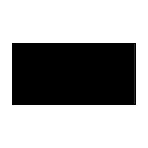 Black Gloss Wall  200mm x 100mm x 9mm