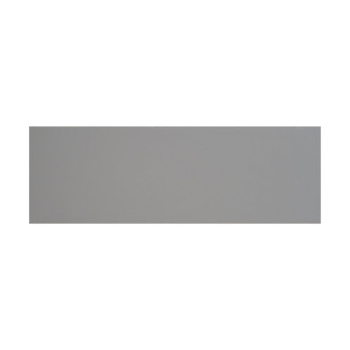Dark Grey Matt Wall  100mm x 300mm x 6mm