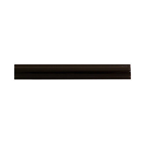Black Bevel Border  152mm x 18mm x 8mm