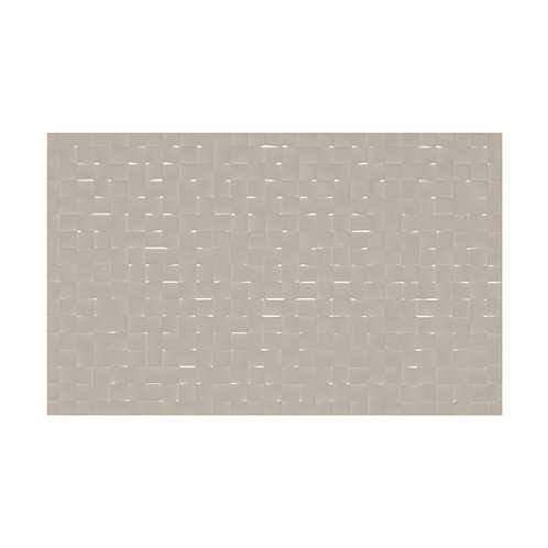 Putty Pressed Mosaic Wall  248mm x 398mm x 8mm