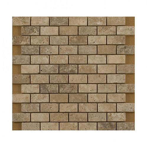 Beige Stone Wall & Floor Mosaic  305mm x 305mm x 10mm