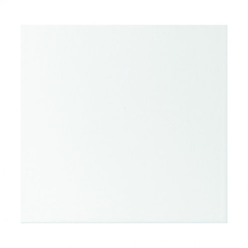 White Matt Floor  331mm x 331mm x 10mm
