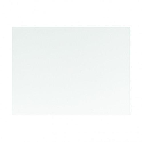 White Matt Wall  248mm x 498mm x 8.25mm