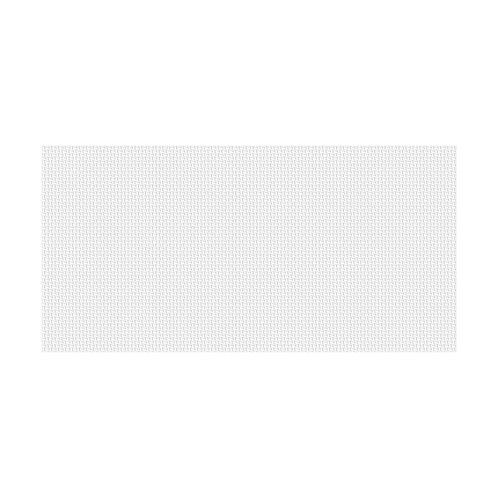 White Weave Matt Wall  248mm x 498mm x 8.5mm